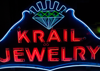 Hometown jeweler focusing on customer service and satisfaction.